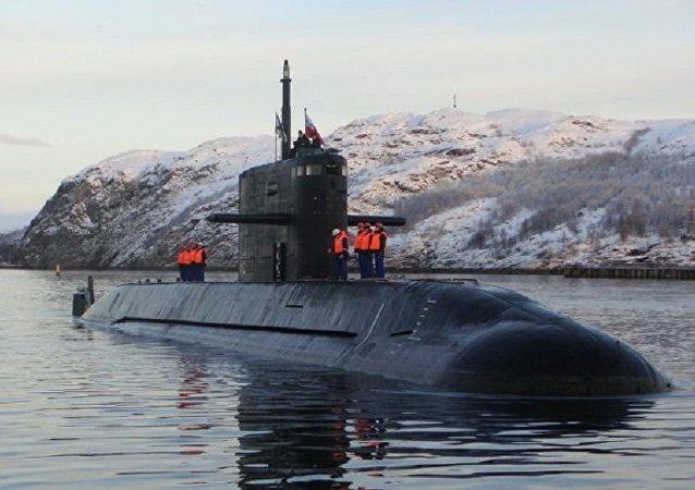 """677型""""拉达""""级潜艇"""