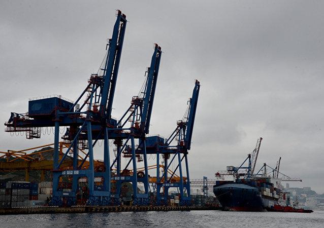 符拉迪沃斯托克商业港(超前发展区)
