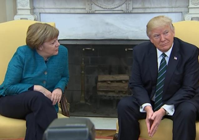 德国执政联盟在其纲领中不再称美国为朋友