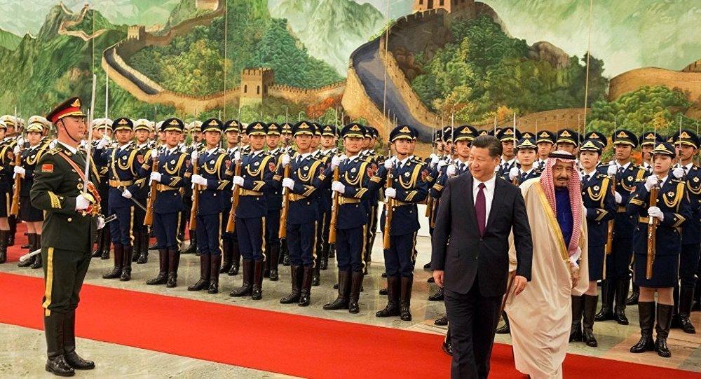 """中国与沙特试图改变世界政治与经济""""棋局"""""""