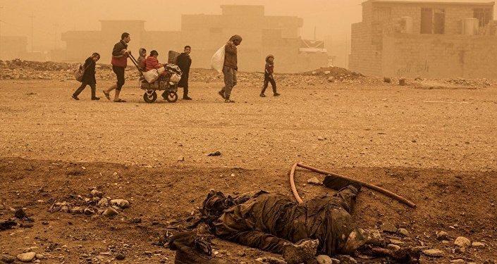 重建萨拉赫丁省被IS摧毁的基础设施需要30亿美元