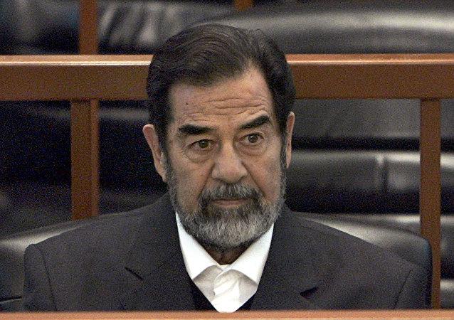 伊拉克前总统萨达姆∙侯赛因