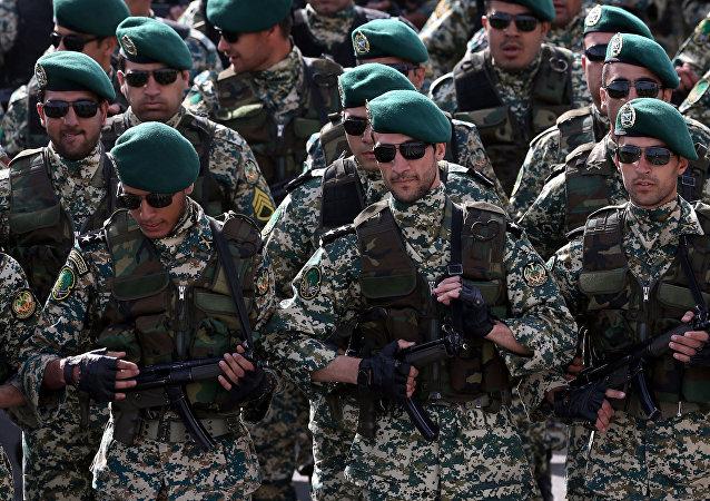 伊朗安全部门阻止恐怖袭击