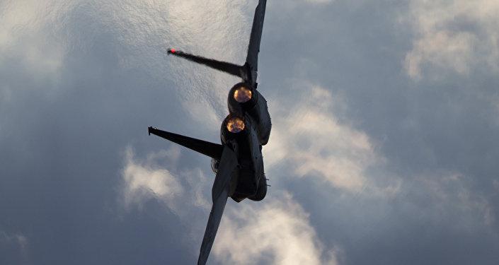 媒体:叙利亚空军基地遇袭时空中有一架以色列侦察机