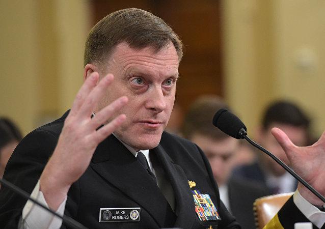 美国国家安全局局长迈克尔·罗杰斯