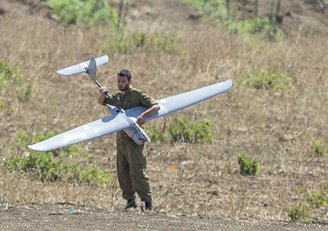 以色列国防军:以军无人机并非被叙利亚击落