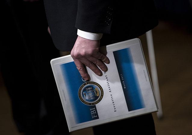媒体:美国FBI就俄干预美大选案对俄Sputnik 和RT网站进行检查