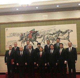 中國公安部長:俄內務部長訪華將進一步加強兩國安全執法合作