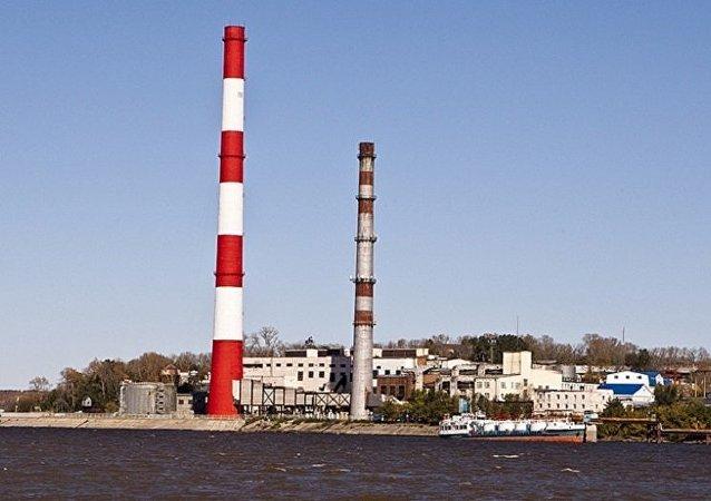 哈巴罗夫斯克社会活动者称阿穆尔河仍继续遭石油产品污染