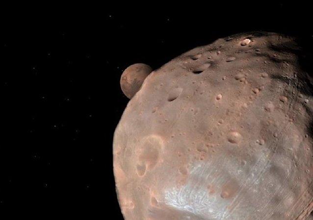 芬兰摄影师用火星图像制作视频