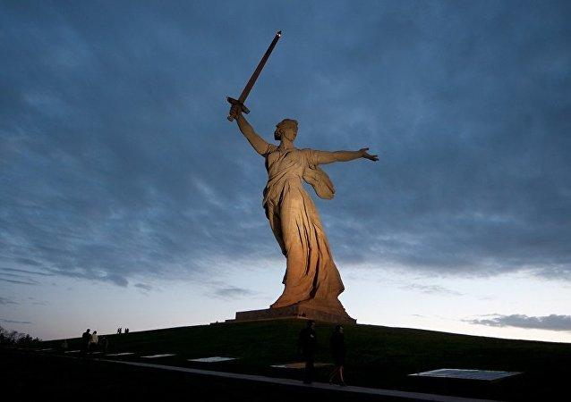 俄自民党主席提议将伏尔加格勒复名斯大林格勒
