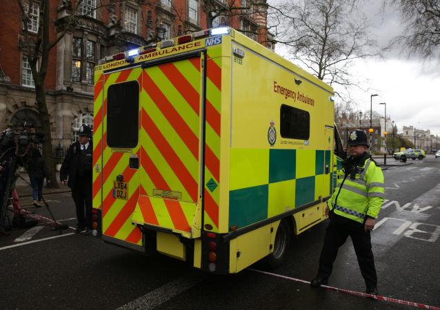 英首相官邸已被警察封锁 任何人不得离开