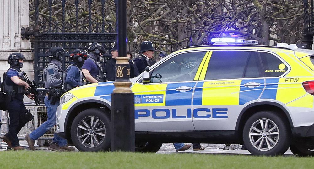 伦敦警方:伦敦恐怖袭击导致4人死亡至少20人受伤