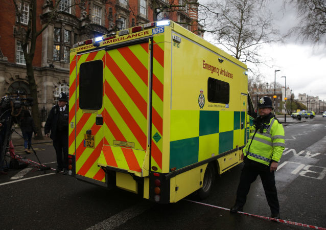 媒体:伦敦恐怖袭击的可能实施者曾因同恐怖主义有关联而入狱
