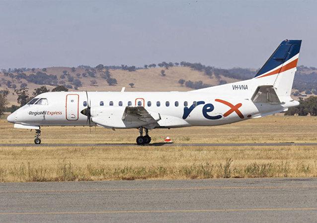 Saab 340B 客机