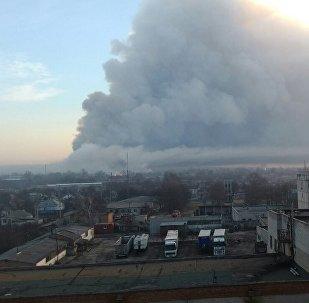 基輔請求北約援助消除烏軍火庫爆炸事件後果