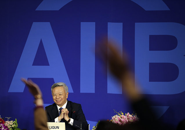 亚投行股东数量在不断增长