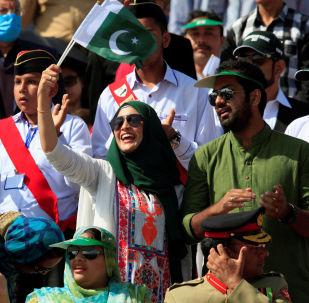 巴基斯坦日阅兵式