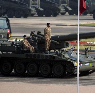 巴基斯坦日閱兵式