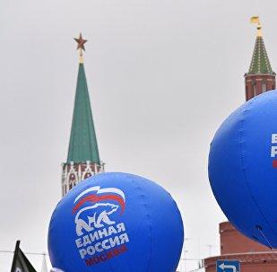 統一俄羅斯黨與中國共產黨將於喀山經濟論壇討論合作問題