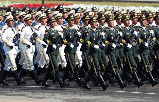 習近平觀摩八一軍演 重在強調重視軍改
