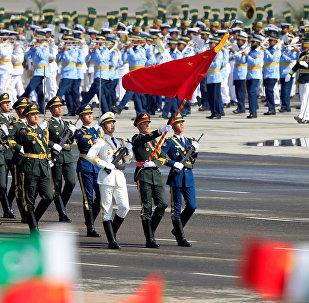 巴基斯坦用鞏固與華軍事關係來慶祝共和國日