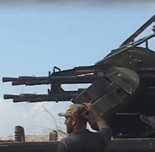 叙利亚军队继续把守哈马阵地