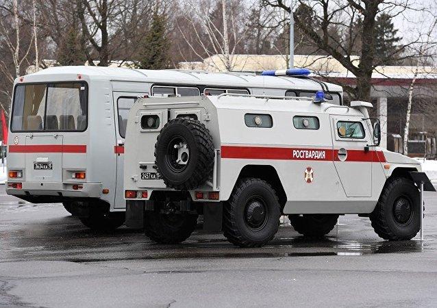 媒体:IS声称对俄车臣国民近卫军遇袭负责