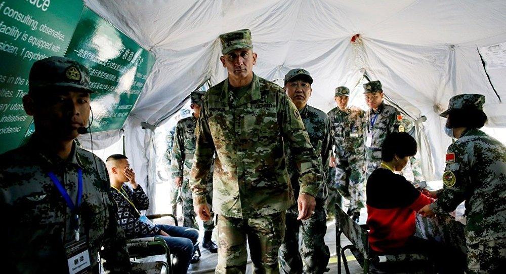 俄媒: 美国私人军事公司为何要在华建基地?