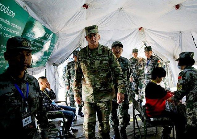 俄媒: 美國私人軍事公司為何要在華建基地?