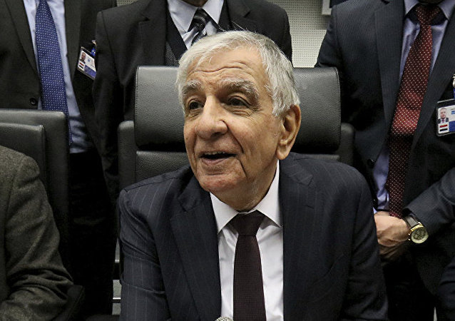 伊拉克石油部長賈巴爾∙盧艾比