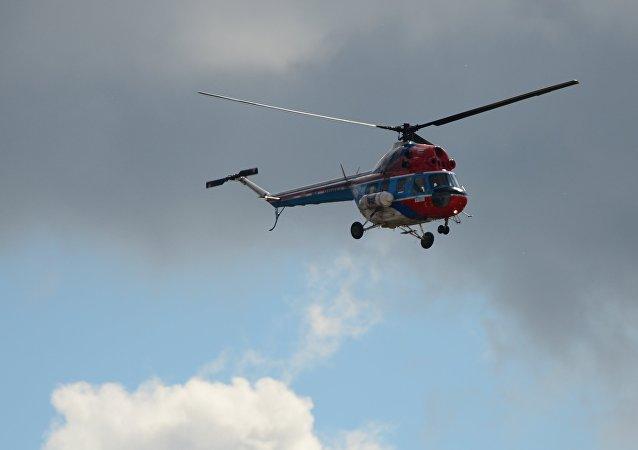 米-2直升机