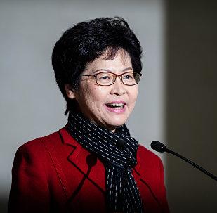 林鄭月娥能否成功團結香港社會?