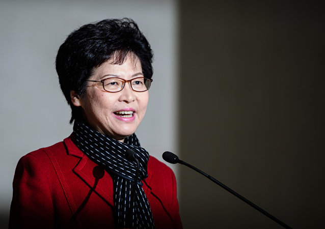 香港特区政府决定推迟第七届立法会选举,国务院港澳办、中联办齐发声