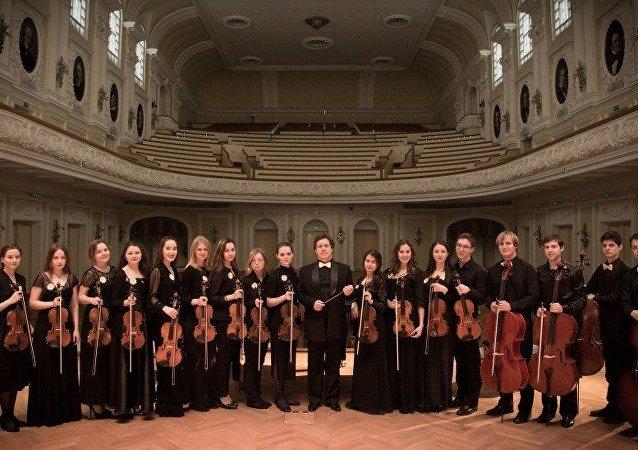 俄罗斯又一音乐学府为中国学子敞开大门