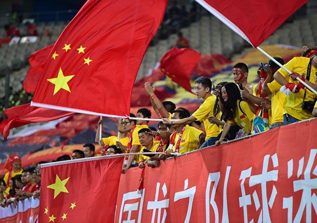 中國球迷2018年世界杯期間酒店預訂量排名第二