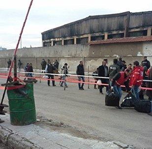 消息人士:敘利亞霍姆斯已有包括436名武裝分子在內的1300人撤出該市