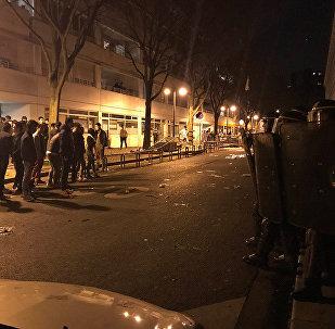 媒體否認被巴黎警察擊斃華僑有襲警行為