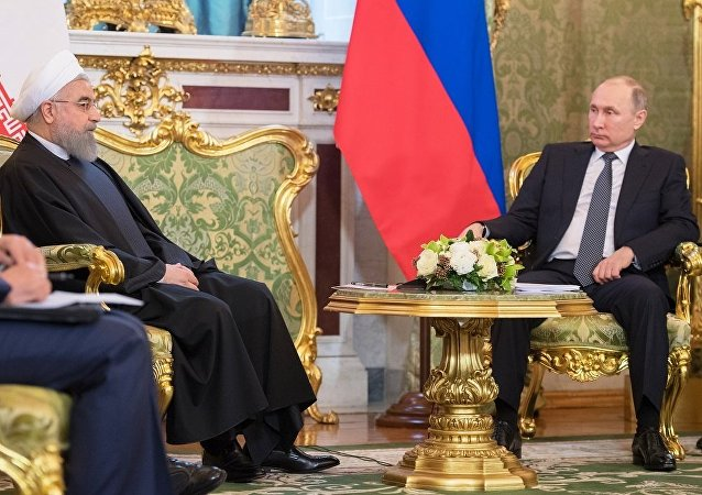 俄罗斯与伊朗支持和平解决叙利亚危机 尊重其领土完整