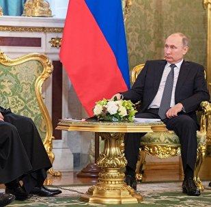 俄羅斯與伊朗支持和平解決敘利亞危機 尊重其領土完整