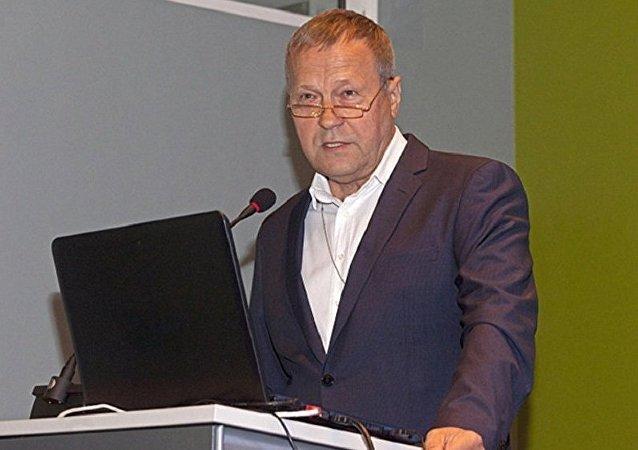 艾尔米塔什博物馆副馆长米哈伊尔·诺维科夫