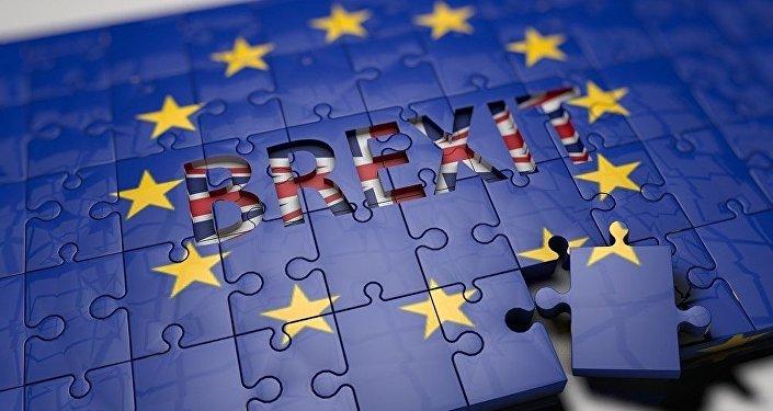 """媒体:英国为脱欧支付400亿欧元的消息""""错误"""""""
