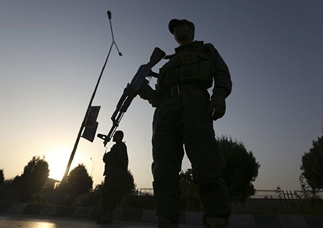 阿富汗政府:90余名武装分子在美国重型炸弹袭击中被消灭