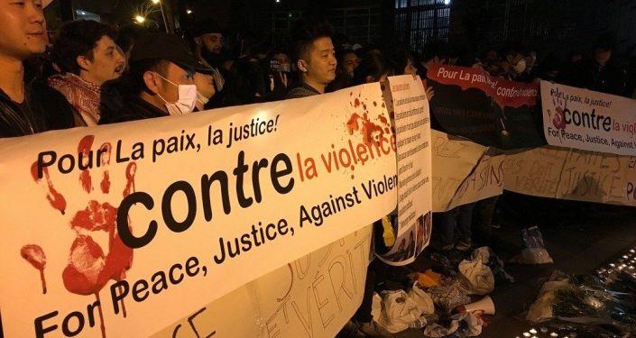 法国专家:媒体报道各国抗议活动存偏见