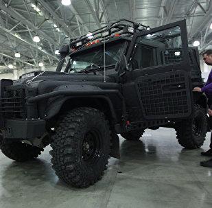 中国成为从俄罗斯引进陆虎汽车最多的国家