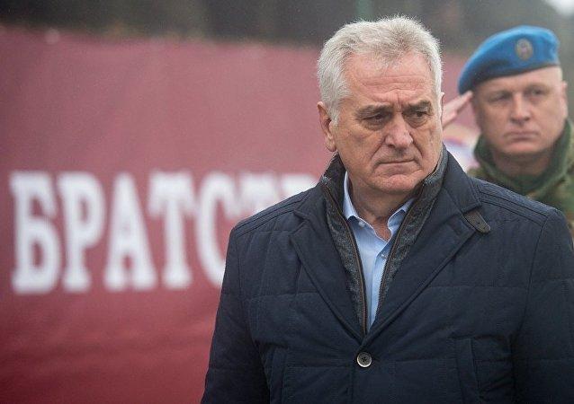 """塞尔维亚总统:""""一带一路""""倡议对世界各国具有重要意义"""