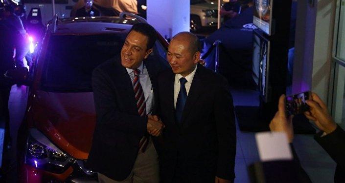 特朗普在努力加强中国在拉美地位