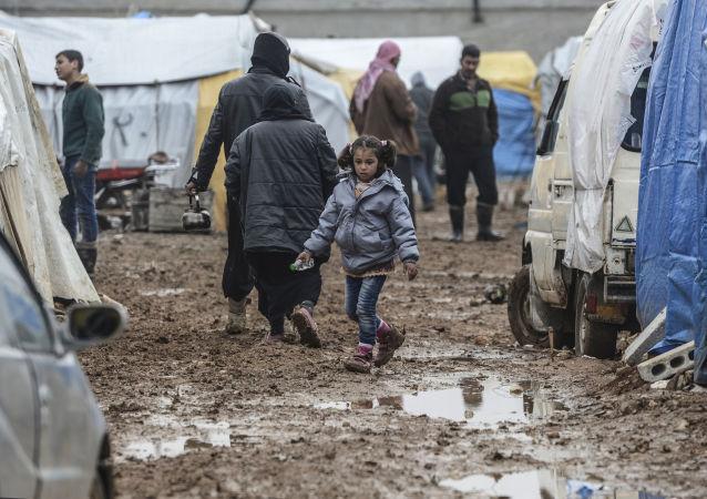 波兰政府不同意接收难民