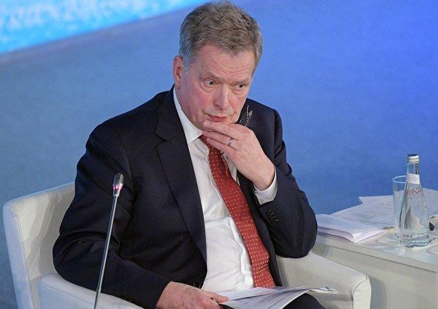 芬兰总统:无论巴黎气候协议执行与否北极都将持续变暖