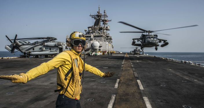 美军应做好军事解决朝鲜危机的准备